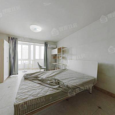 书香亭 高层无遮挡 视野开阔 36平客厅